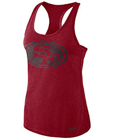 Nike Women's San Francisco 49ers Dri-Fit Touch Tank