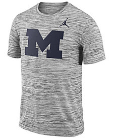 Nike Men's Michigan Wolverines Legend Travel T-Shirt