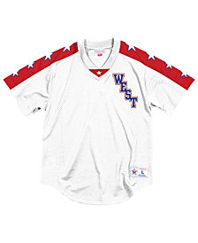 Mitchell & Ness Men's NBA All Star Mesh V-Neck Jersey