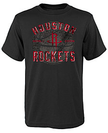 Outerstuff Houston Rockets Backdrop T-Shirt, Big Boys (8-20)