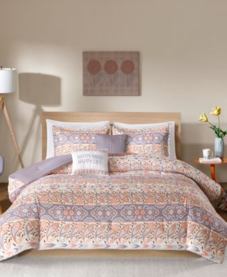 Mirabelle 5-Pc. Full/Queen Comforter Set