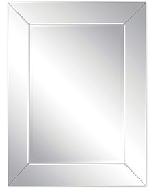 Tribeca Rectangular Mirror, Quick Ship