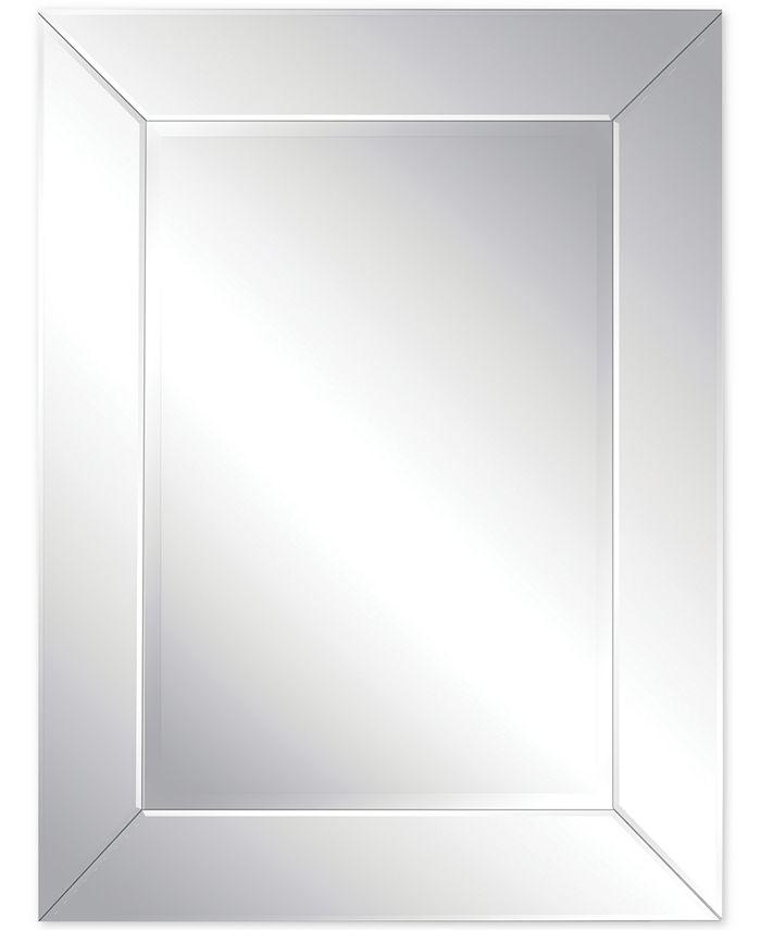 Furniture - Tribeca Rectangular Mirror, Quick Ship