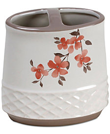 Saturday Knight Coral Gardens Toothbrush Holder