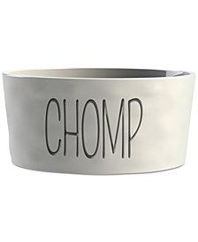 TarHong Ceramic Chunky Small Pet Bowl