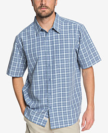 Quiksilver Men's Waterman Checked Light Shirt