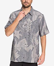 Quiksilver Men's Jungle Thinking Shirt