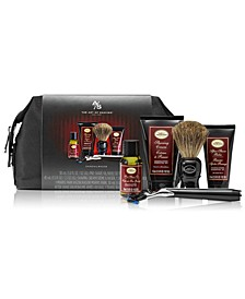 The Men's 6-Pc. Mid-Size Morris Park Sandalwood Travel Set