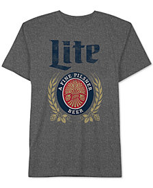 Hybrid Men's Miller Lite Graphic T-Shirt