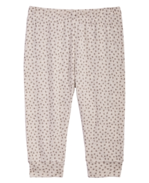First Impressions Baby Girls ConfettiPrint Jogger Pants Created for Macys