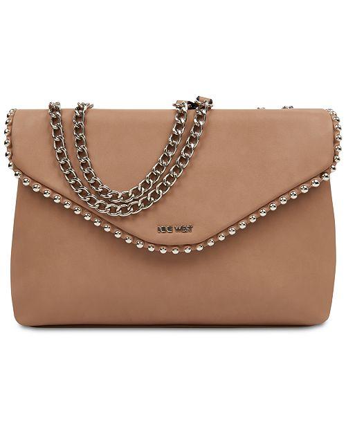 122b5812413 Nine West Dayne Chain Strap Shoulder Bag   Reviews - Handbags ...