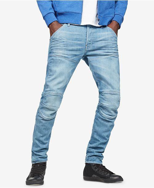 G Star Raw Men's 5620 3D Elwood Slim Fit Stretch Jeans