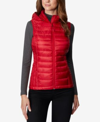 Hooded Packable Puffer Vest
