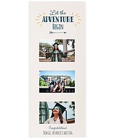 Cathy's Concepts Graduation White Multi-Photo Frame