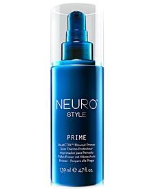 Neuro Style Prime HeatCTRL Blowout Primer, 4.7-oz., from PUREBEAUTY Salon & Spa
