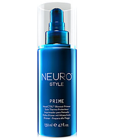Paul Mitchell Neuro Style Prime HeatCTRL Blowout Primer, 4.7-oz., from PUREBEAUTY Salon & Spa