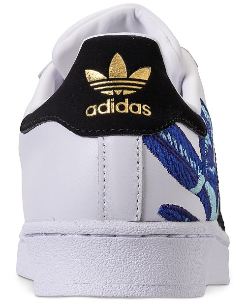 494aa0c6e adidas Women s Superstar Casual Sneakers from Finish Line   Reviews ...