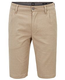 BOSS Men's Slim-Fit Two-Tone  Shorts