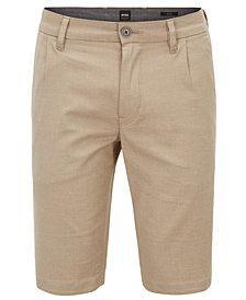 BOSS Men's Slim-Fit Two-Tone  Shorts