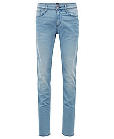 BOSS Men's Extra-Slim Fit Stretch Denim Jeans