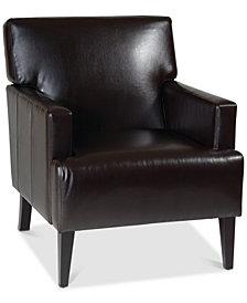 Dunlen Arm Chair, Quick Ship