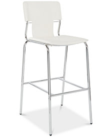 Tysin 30'' Bar Stool (Set Of 2), Quick Ship