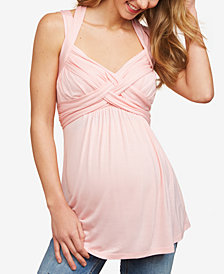 Motherhood Maternity Strappy Tank Top