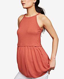 A Pea In The Pod Maternity Layered-Look Tank Top