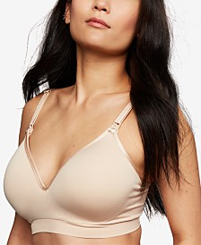A Pea In The Pod A Pea in the Pod Molded Cup Seamless Nursing Bra