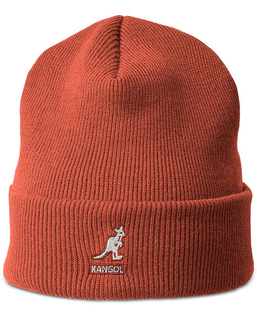 bb26d961a4b Kangol Men s Ribbed Beanie   Reviews - Hats