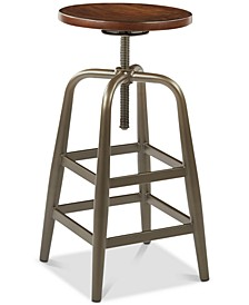 Austan 13.25'' Swivel Stool