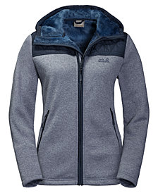 Jack Wolfskin Women's Pacific Sky Fleece Jacket from Eastern Mountain Sports