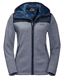 Jack Wolfskin Women's Pacific Sky Fleece Jacket from Eastern Mountain Sports