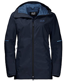 Jack Wolfskin Women's Sierra Trail Hardshell Jacket from Eastern Mountain Sports