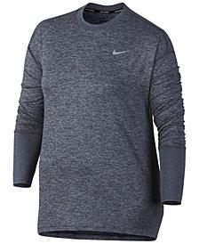 Nike Plus Size Element Running Top