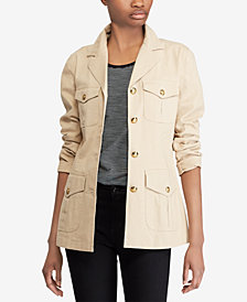 Lauren Ralph Lauren Stretch Jacket