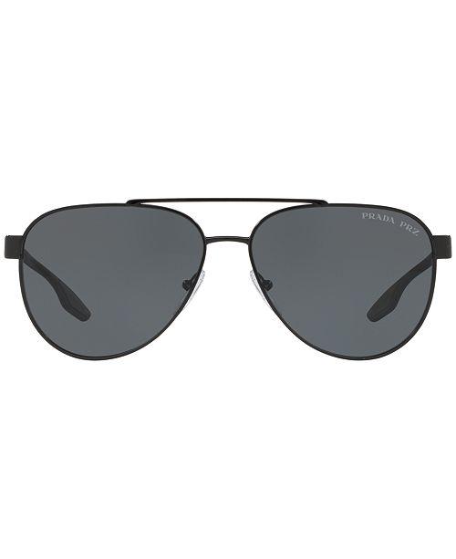 35914660ac ... Prada Linea Rossa Polarized Sunglasses