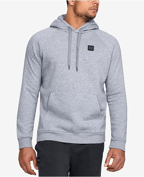 a909531d4 Under Armour Men's Rival Fleece Hoodie & Reviews - Hoodies ...