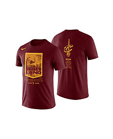 Nike Men's Cleveland Cavaliers The Finals Team City DNA T-Shirt