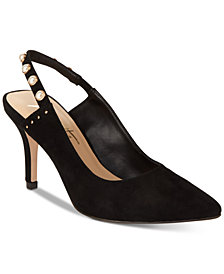 Nanette by Nanette Lepore Stella Slingback Pumps, Created for Macy's