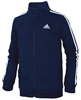 new arrival 9ca8b 16d90 adidas Iconic Tricot Jacket, Big Boys