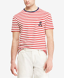 Polo Ralph Lauren Men's CP-93 Classic Fit Cotton T-Shirt