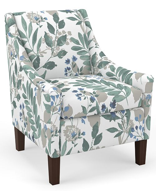 Sensational Bedford Collection Campbell Accent Chair Quick Ship Created For Macys Gamerscity Chair Design For Home Gamerscityorg