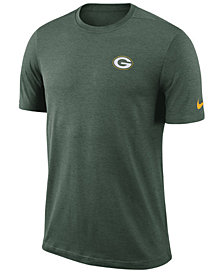 Nike Men's Green Bay Packers Coaches T-Shirt