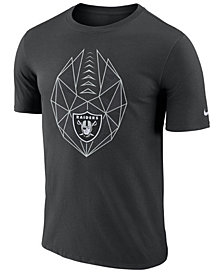 Nike Men's Oakland Raiders Icon T-Shirt