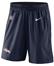 Nike Men's Denver Broncos Fly Knit Shorts