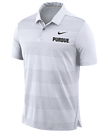 Nike Men's Purdue Boilermakers Early Season Coaches Polo