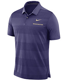 Nike Men's Washington Huskies Early Season Coaches Polo