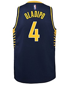 Victor Oladipo Indiana Pacers Icon Swingman Jersey, Big Boys (8-20)