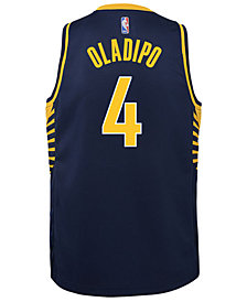 Nike Victor Oladipo Indiana Pacers Icon Swingman Jersey, Big Boys (8-20)